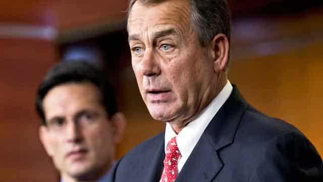 Do Republicans stand to lose the most in fiscal battle?