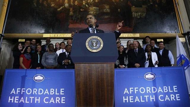 Job market bracing for ObamaCare impact?