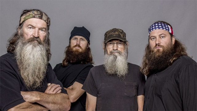 'Duck Dynasty' patriarch reinstated