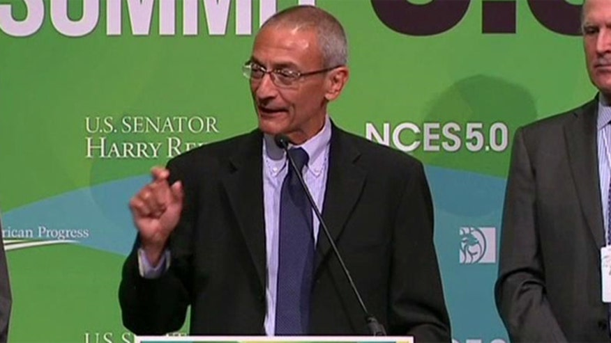 John Podesta ready to push progressive policies?