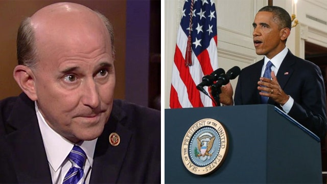 Rep. Louie Gohmert on immigration order's price tag