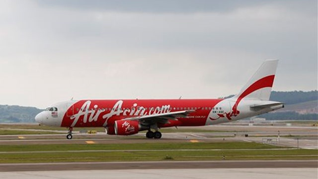 Singapore-bound AirAsia plane with 162 on board missing