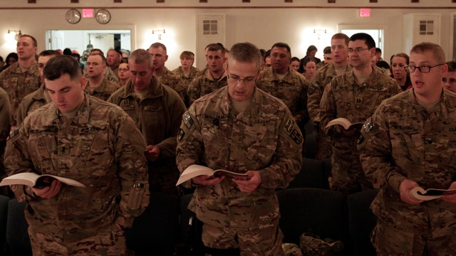 Reaction to military pension cuts in new budget plan