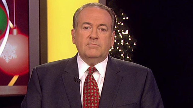 Huckabee:  2013 saw a 'new level of partisanship'