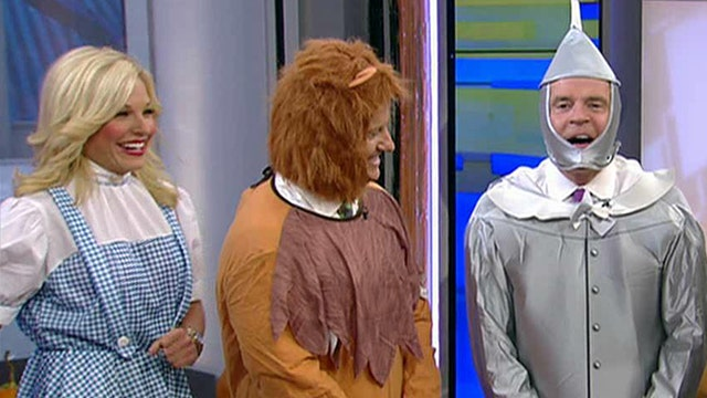 A look back at a year with 'Fox & Friends Weekend'