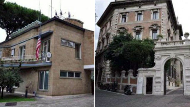 Impact of White House changing Vatican embassy location