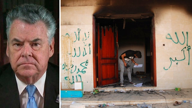 Rep. King blasts New York Times report on Benghazi attack