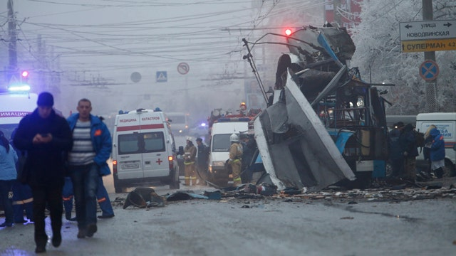 Russia rocked by terror attacks weeks before Winter Olympics