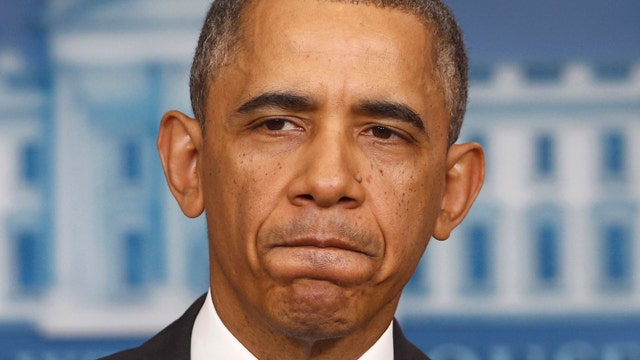 President Obama's top constitutional violations of 2013