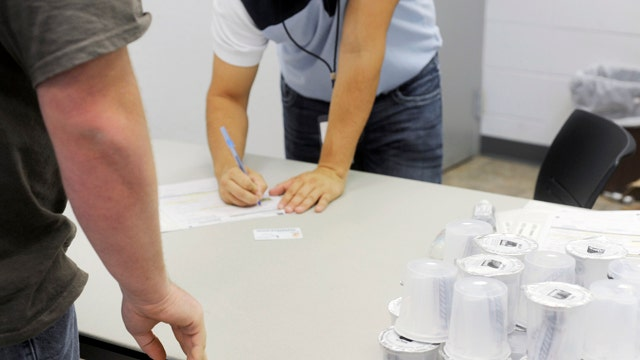 States to drug test public assistances recipients