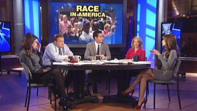 THE FIVE: Racial Politics on MSNBC