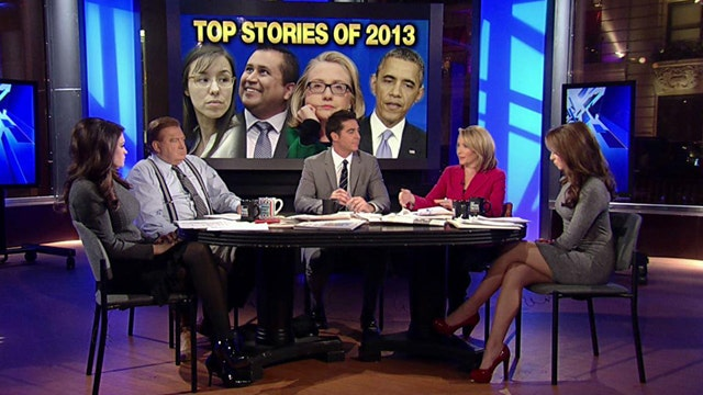 'The Five' revisits the top news stories of 2013