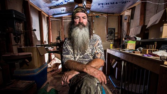 Phil Robertson returns to Duck Dynasty