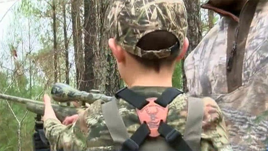 Pennsylvania boy's hunting dream comes true after letter mix-up