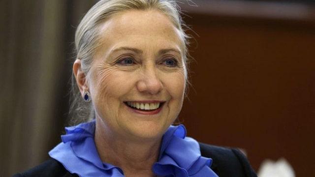 How serious is Secretary Clinton's blood clot?