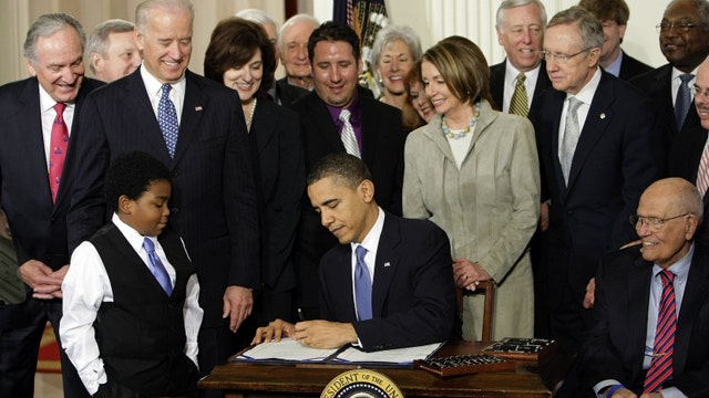 The coming cost of ObamaCare