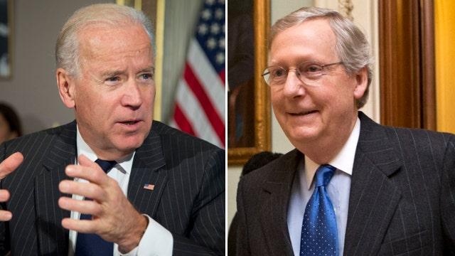 Can Biden, McConnell broker a 'fiscal cliff' deal?