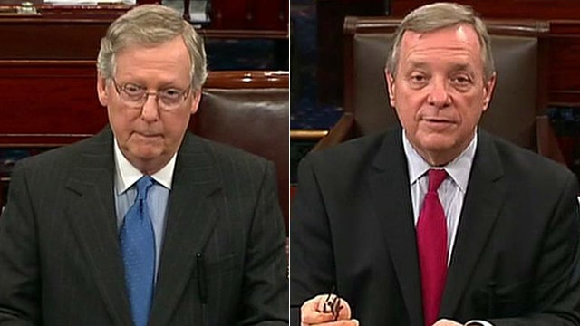 Blame game underway in the efforts to avoid 'fiscal cliff'