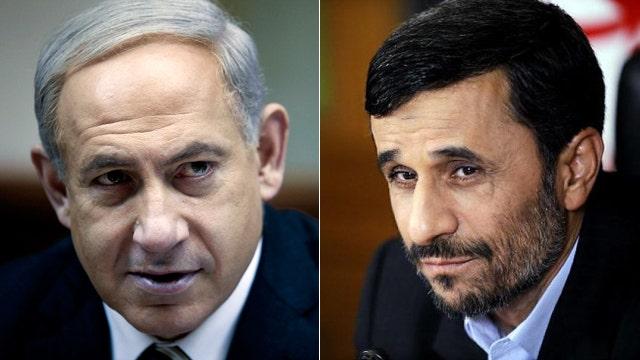 Cold War between Iran, Israel heating up