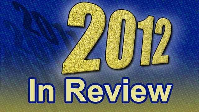 2012 in review