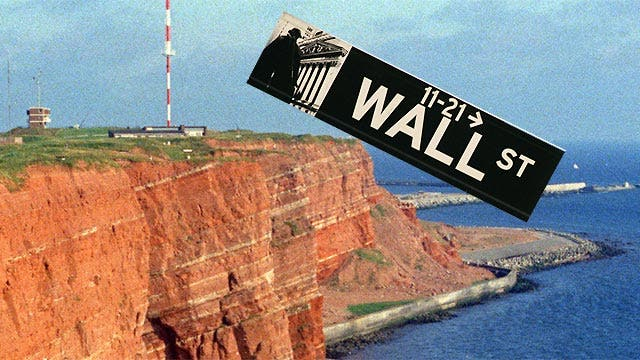 Wall Street reaction to 'fiscal cliff' wrangling
