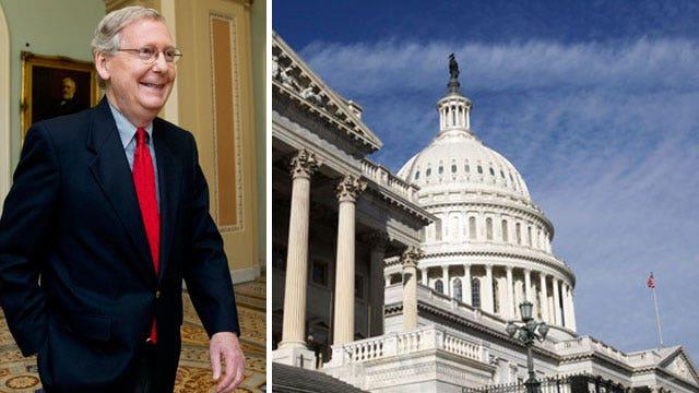 Republicans must win 6 seats in Senate to regain majority