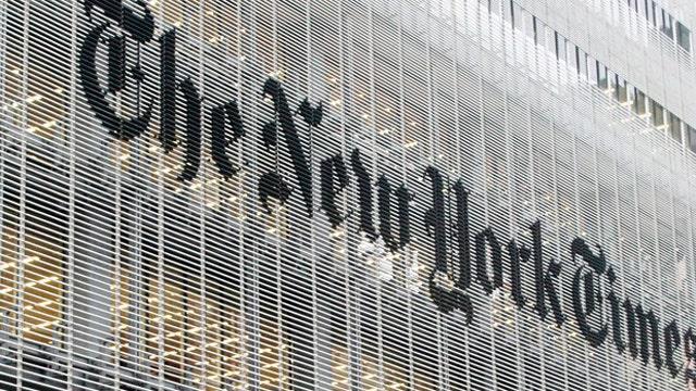 NYT editor defends Benghazi report amid lawmaker criticism