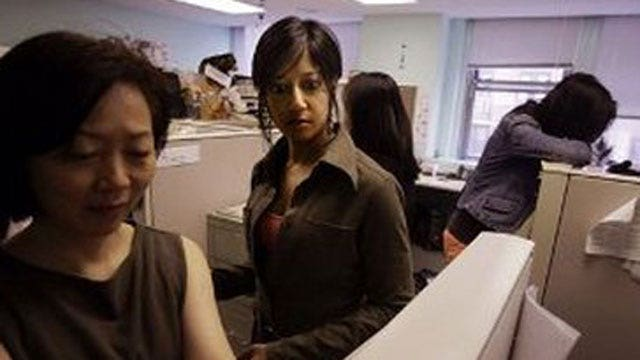 67.5 million women recover jobs lost during recession