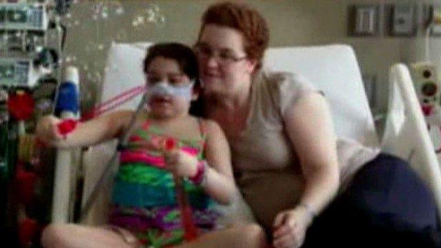 Update on Sarah Murnaghan's health