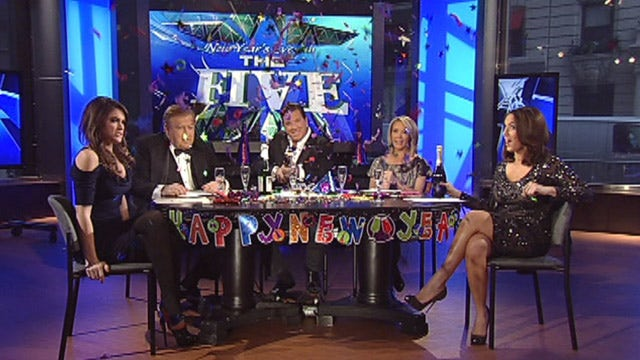 'The Five's' most memorable moments of 2013