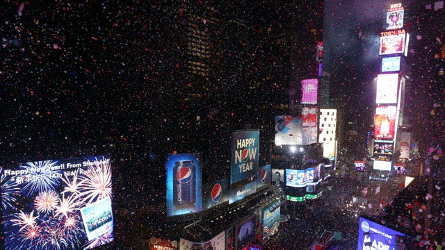 Fox Flash: New Year's Eve preview