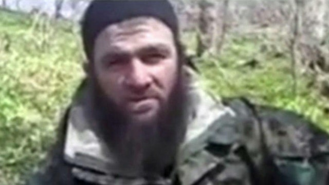 Chechen insurgency leader suspected in Russian bombings
