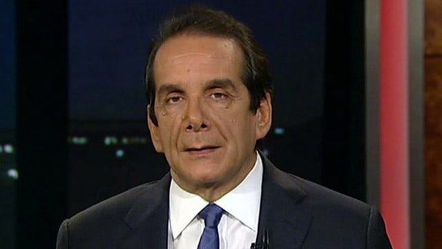 Charles Krauthammer on things that matter for 2014