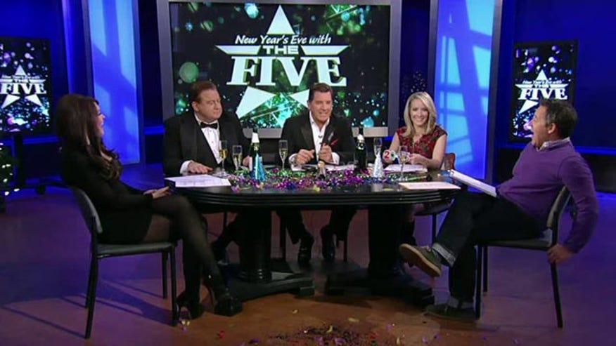 Another huge year for 'The Five'