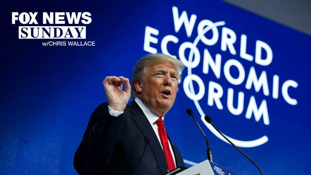Fox News Sunday w/ Chris Wallace  – Sunday, January 28