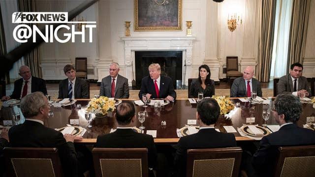 Fox News @ Night - Monday, January 29