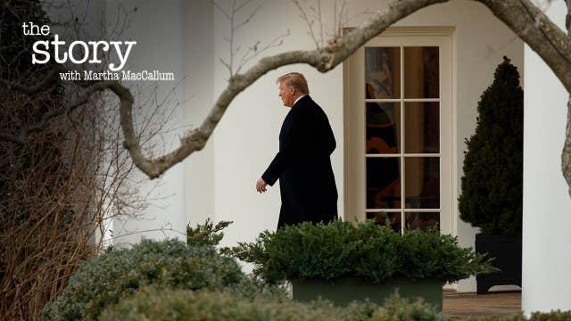 The Story w/ Martha MacCallum - Thursday, February 1