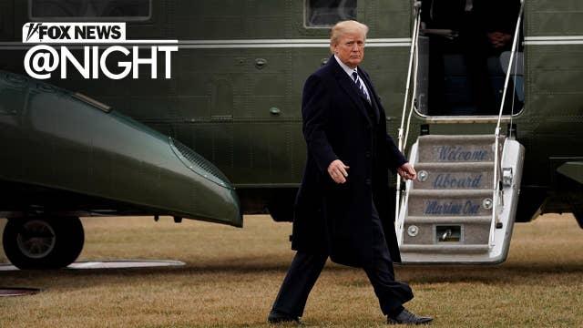 Fox News @ Night - Thursday, February 1