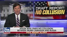 On Monday, after months of investigation, Tucker brings the latest from the House Intel Committee, finding, once and for all, no evidence of collusion between the Trump campaign and Russia. Then later, Tucker speaks with a former US intelligence official to examine shocking new video that may be evidence of UFOs.