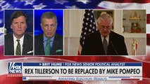 On Tuesday, as Pennsylvania special election results trickle in, Tucker Carlson analyzes behind President Trump's replacement of Rex Tillerson as Secretary of State. Then later, as Hillary Clinton makes another stop on her international excuse tour, Tucker asks who she should really blame for her 2016 loss.