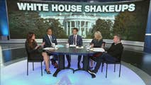 The Five discuss shakeups that are on the way in the White House and predicts who leaves and who will stay. Also, Sean Penn debuted a novel that calls for the assignation of a president identical to Trump.