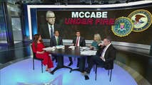 On Friday, The Five discuss AG Session's decision on whether or not he will fire FBI Deputy Director McCabe. Nancy Pelosi is whining again, this time about the size of the border walls and millennial are giving up social media.
