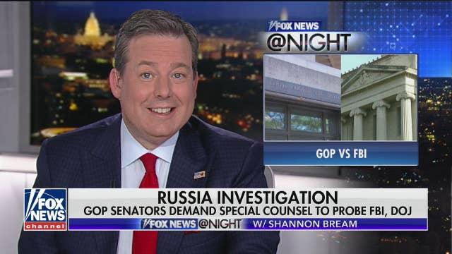 Fox News @ Night - Thursday, March 15