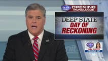 On Monday, Hannity goes in-depth with his panel of experts to explain why McCabe's firing from his position at the FBI is only an early victory in President Trump's war against the deep state. Then later, Peter Schweizer details the tangled web of corruption supporting powerful liberal forces around the world.