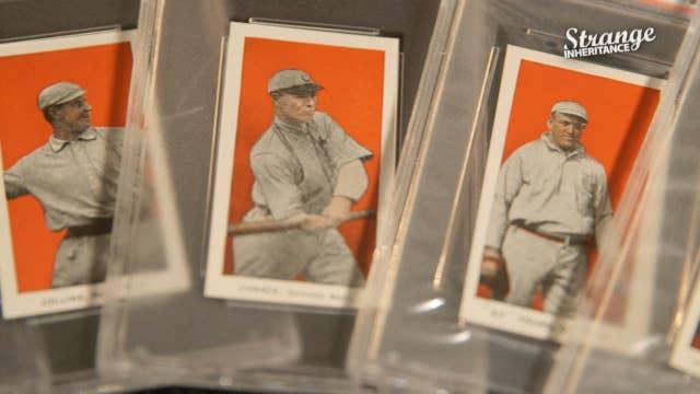 Strange Inheritance - Baseball Cards - 113
