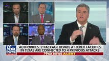 On Tuesday, Hannity brings you an extended episode as he covers the latest in the series of bombings that have rocked Austin, Texas over the past few days, speaking with experts across the country and on the scene to understand the attacks leveraged against one of America's largest cities.