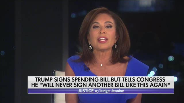 Justice With Judge Jeanine - Saturday, March 24