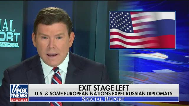 Special Report With Bret Baier - Monday, March 26