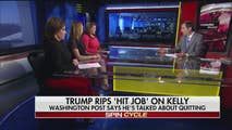 """On Sunday, Howard Kurtz covers """"The Washington Post"""" reporting on the escalating clashes between the President and Chief of Staff John Kelly, an analysis on negative press coverage on the President but manage to still rise in polls, and Sinclair Broadcast Group accused of conservative propaganda over their TV promo."""