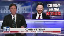 On Monday, Tucker talks about the interview with former FBI Director James Comey, the direction the world could be going after the strikes in Syria, and the Supreme Court's denial for appeal by former Illinois governor Rod Blagojevich.